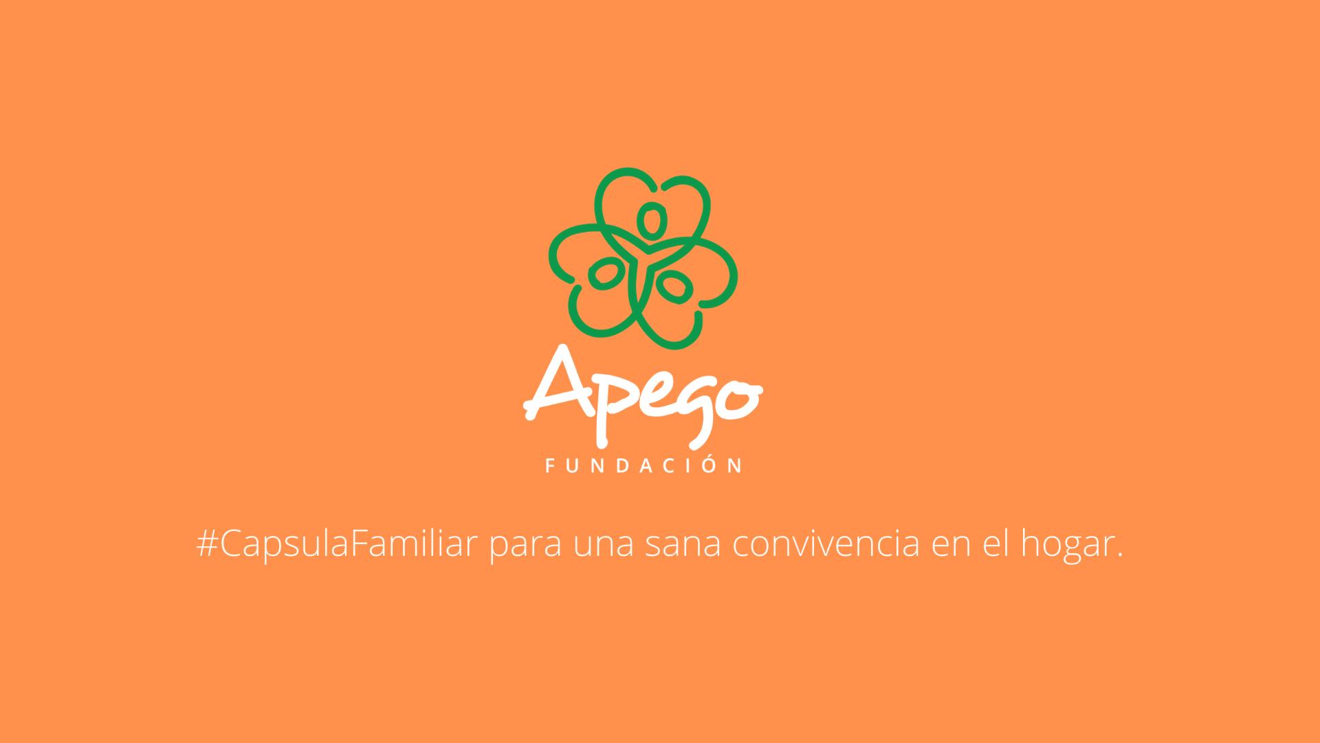 Imagen alusiva a Síguenos en nuestras redes sociales como @FundApego