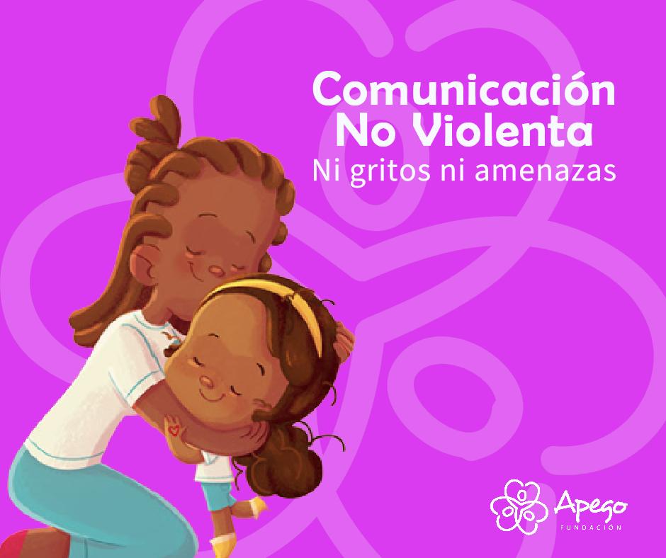 Imagen alusiva a Guía rápida para tener una comunicación no violenta con los niños.