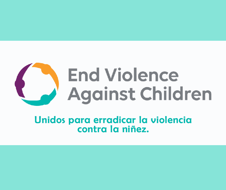 Imagen alusiva a Somos miembros de la Alianza mundial para poner fin a la violencia contra la niñez.