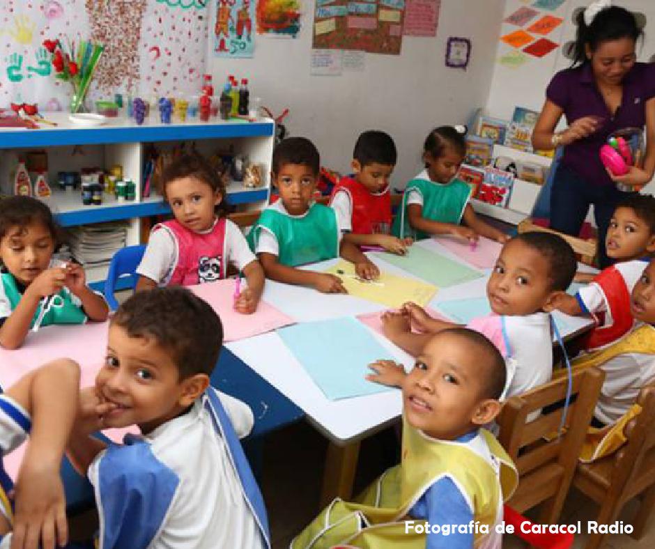 Imagen alusiva a Priorizar el desarrollo infantil para procurar el crecimiento económico