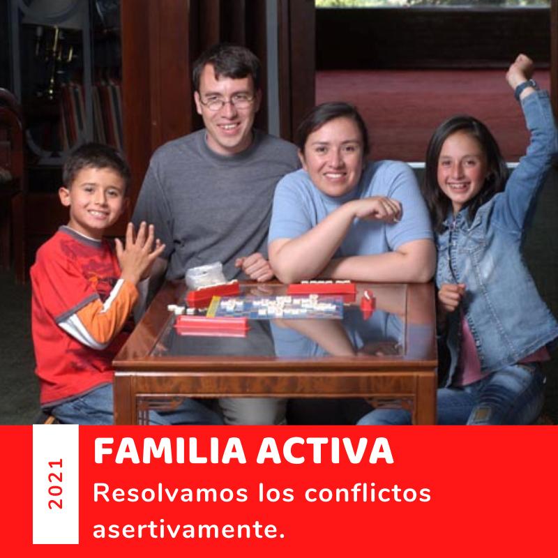 Imagen alusiva a Tres claves para resolver los conflictos en familia